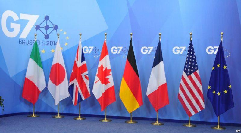 g7 e non più g8