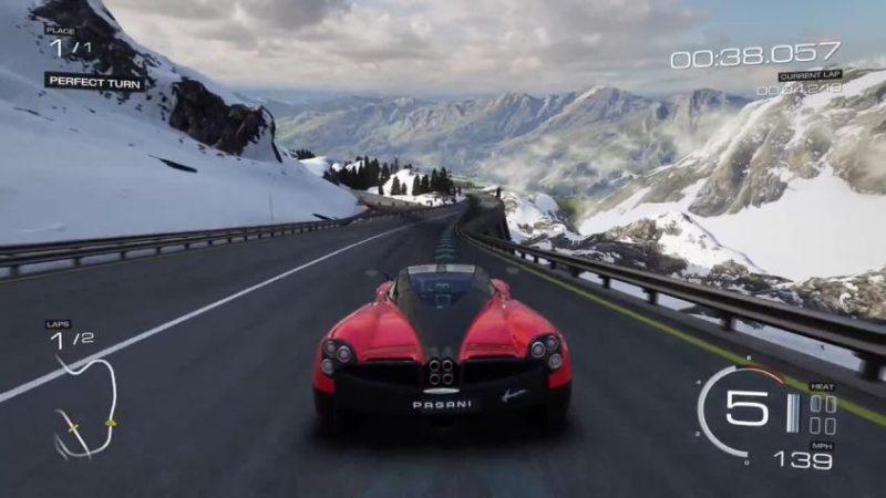 videogame di auto