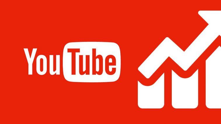 poche visualizzazioni su youtube