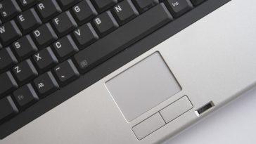 mouse del portatile o touchpad