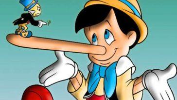 il mio ragazzo mi dice bugie