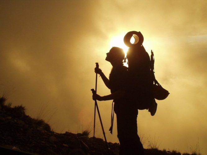 perché fare trekking